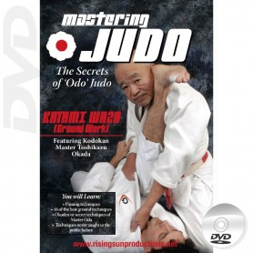 DVD Mastering Judo Katami Waza Ground Work