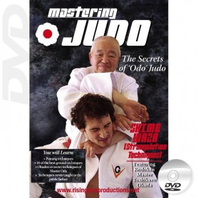DVD Mastering Judo Shime Waza Strangulation Techniques