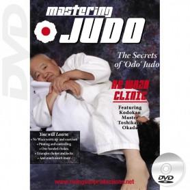 DVD Mastering Judo Ne Waza Clinic