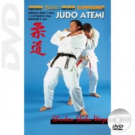 DVD Judo Atemi