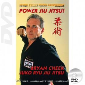 DVD Power Jiu Jitsu Juko Ryu Jiu Jitsu Vol 2