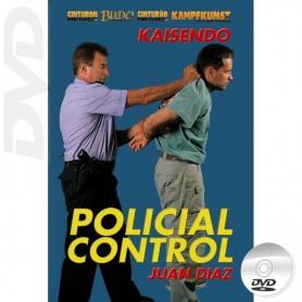 DVD Kaisendo Control Policial