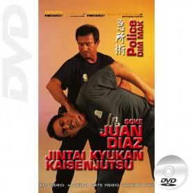 DVD Police Kaisendo Dim Mak Points de Pression