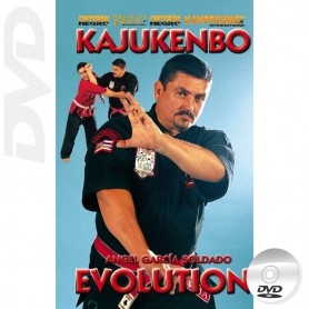 DVD Kajukenbo Evolution