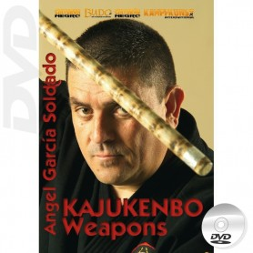 DVD Kajukenbo Weapons