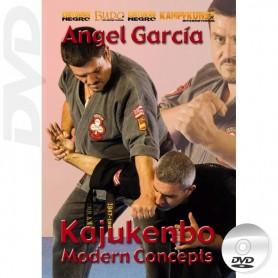 DVD Kajukenbo Modern Concepts