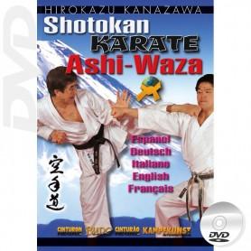 DVD Mastering Karate Ashi Waza