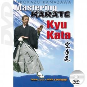 DVD Mastering Karate Kyu Kata