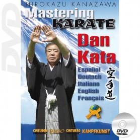 DVD Mastering Karate Dan Kata