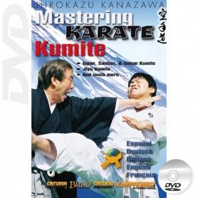 DVD Mastering Karate Kumite