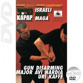 DVD Kapap Lotar Krav Maga Desarmes de Pistola
