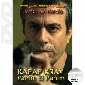 DVD Kapap Lotar Krav Maga Panim el Panim