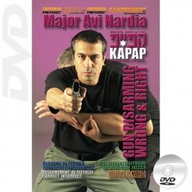 DVD Kapap Lotar Krav Maga Gun Disarming Keys