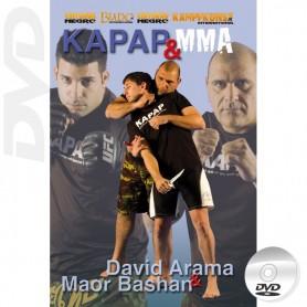 DVD Kapap MMA Artes Marciales Mixtas