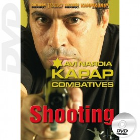 DVD Kapap Shooting Firearms