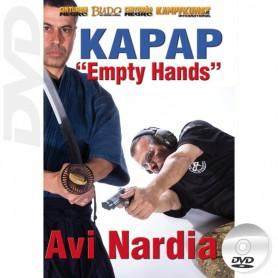 DVD Kapap Manos Vacías - Avi Nardia