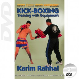 DVD Kick Boxing Training with Equipment