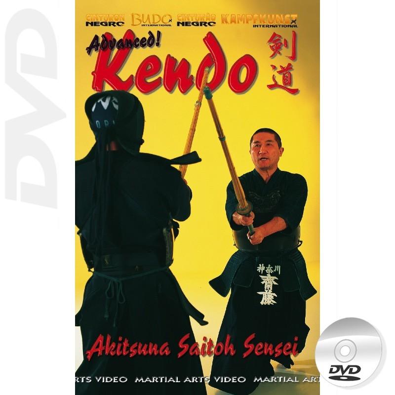 DVD Kendo Avanzado