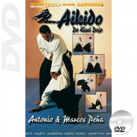 DVD Aikido Kisei Dojo Basic, intermediate & advanced