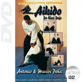DVD Aikido Kisei Dojo Basico, Intermedio y Avanzado