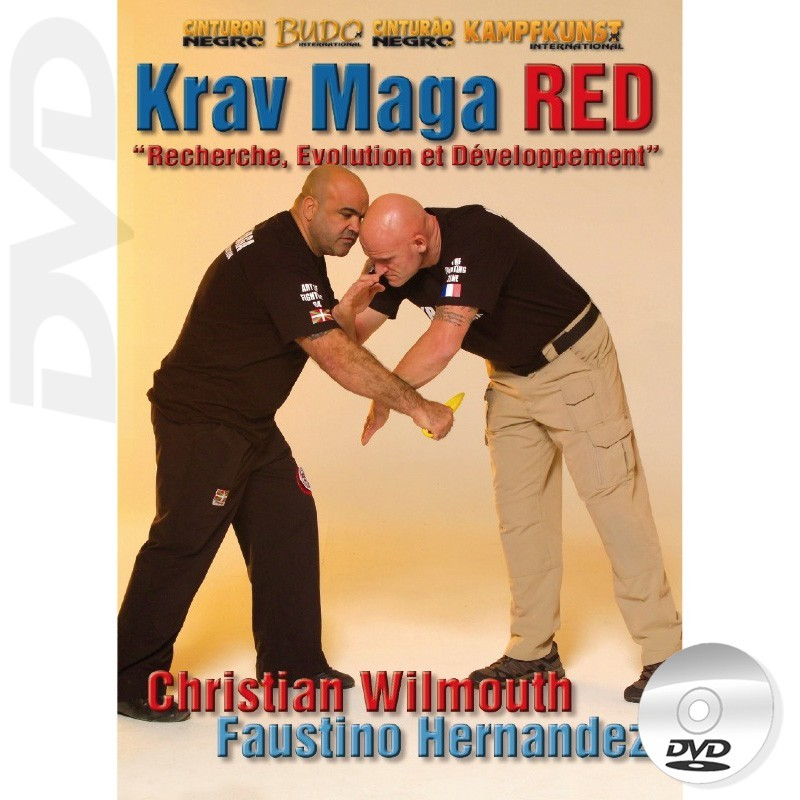 DVD Krav Maga RED Research, Evolution, Development