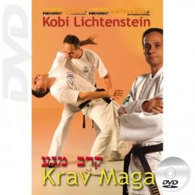 DVD Krav Maga Kobi Lichtenstein