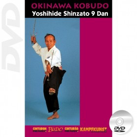 DVD Okinawa Kobudo Shorin Ryu Karate-do