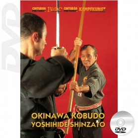 DVD Okinawa Shorin Ryu Karate-do