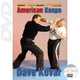 DVD Blended Kenpo