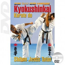 DVD Kyokushinkai Karate