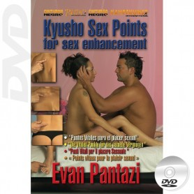DVD Kyusho Jitsu Points for Sex Enhancement