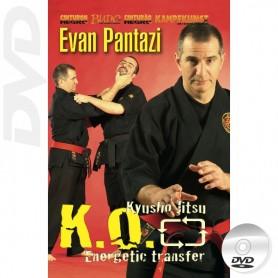 DVD Kyusho Jitsu KO Energetic Transfer