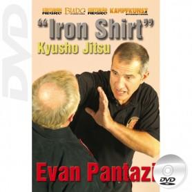 DVD Kyusho Jitsu The Iron Shirt