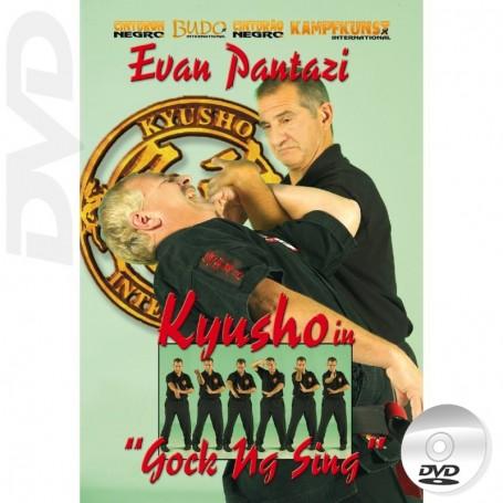 DVD Kyusho Jitsu en Wing Chun Gock Ng Sing