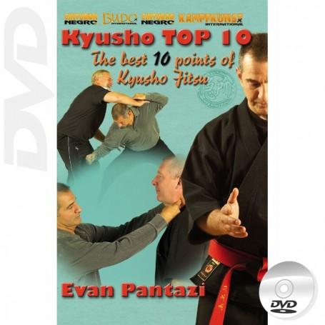 DVD Kyusho Jitsu Kyusho Top 10 Points