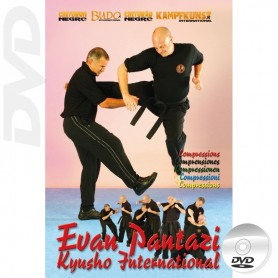 DVD Kyusho Compressions