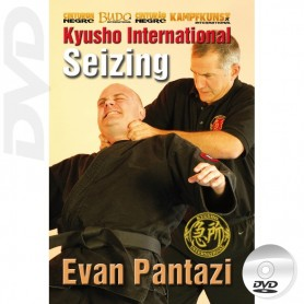 DVD Kyusho Jitsu Seizing