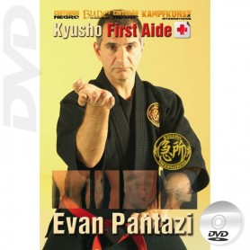 DVD Kyusho First Aide