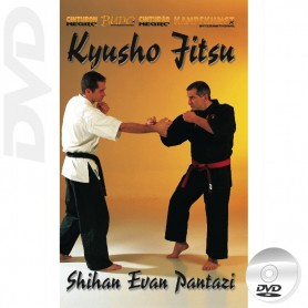 DVD Kyusho Jitsu Points on the Arms