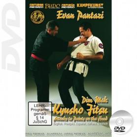 Kyusho Jitsu Points on the Head