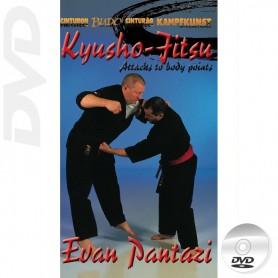 DVD Kyusho Jitsu Points sur le Corps