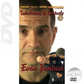 DVD Kyusho Jitsu Takedowns & Controls