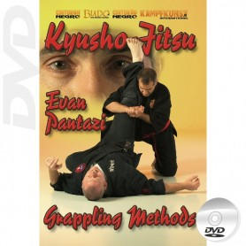 DVD Kyusho Jitsu Grappling Methods