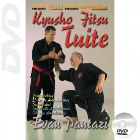 DVD Kyusho Jitsu Tuite Joint Locking