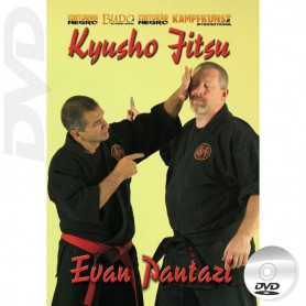 DVD Kyusho Jitsu Knife Attacks