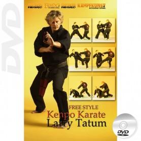 DVD Free Style Kenpo Karate