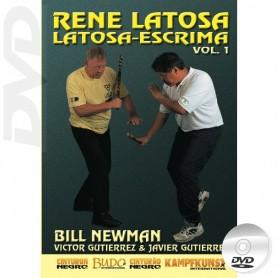 DVD Latosa Escrima Vol 1