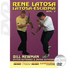 DVD Latosa Escrima Vol 2
