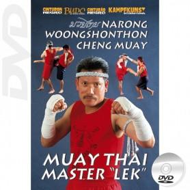 DVD Muay Thai Cheng Muay
