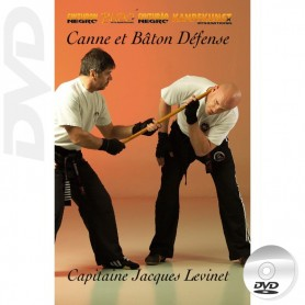 DVD Cane & Staff Defense